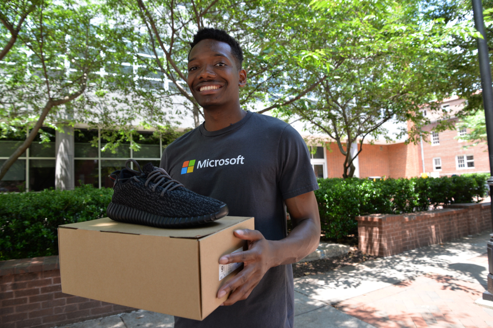 VCU Startup selling Adidas Yeezy Boost 350s